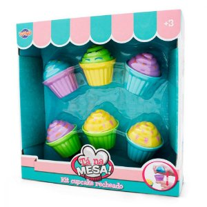 Kit Cupcake Tá na Mesa 36981 Toyng