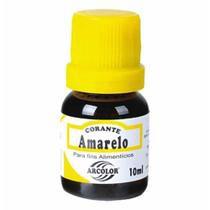 Anilina Comestível  Liquida Arcolor