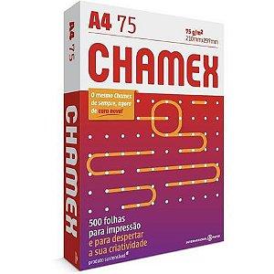 Papel Sulfite A4 Chamex com 500 folhas
