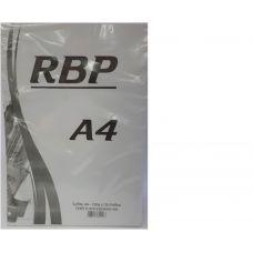 Papel Sulfite 40 120g 50fls A4 RBP