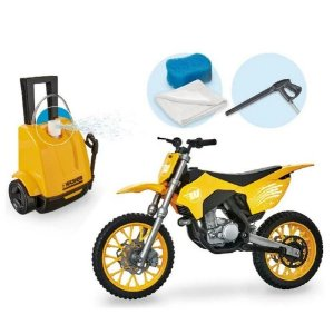 Motocross Lava Rapido Wash Garage 452 Usual