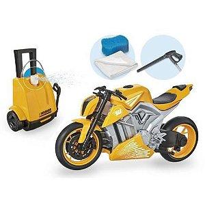 Moto Sport Lava Rapido Wash Garage 460 Usual