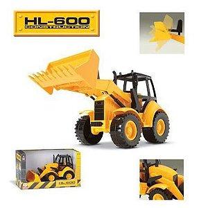 Trator HL600 Construção 6800 Silmar