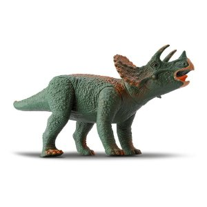 Dinossauro Triceratops Dino Island 1555 Silmar