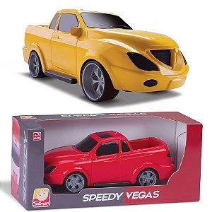 Carro Vegas com Roda Livre TDI 6560 Silmar