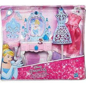 Cenário Princesas Disney Cinderela E5309/B5311 - Hasbro