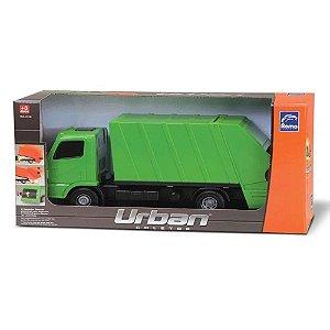 Caminhão  Coletor de Lixo Urban 1410 Roma