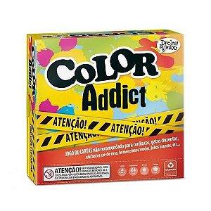 Jogo de Cartas Color Addict 110 Cartas 90376 Copag