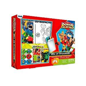 Box de Atividades Power Players Copag