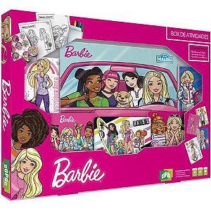 Box de Atividades Barbie Copag