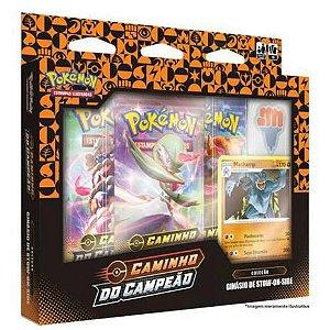 Pokémon Box Caminho do Campeão Stow on Side Copag