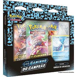 Pokémon Box Caminho do Campeão Card Lapras Copag