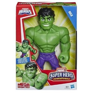 Boneco Hulk Playskool Super Hero Adventures Marvel E4132 - Hasbro