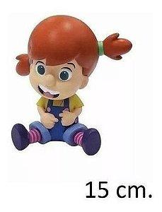 Boneca Vinil O diário de Mika 0418 Adijomar