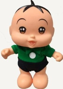 Boneco Turma da Mônica Baby Cebolinha 0414 Adijomar