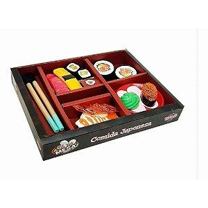 Kit Comida Japonesa Sushi 36849 Toyng