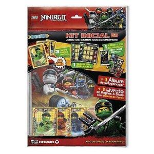 Kit Inicial com Àlbum Lego  Ninjago