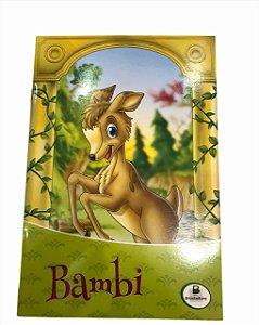 Livro de História Infantil Clássicos Bambi