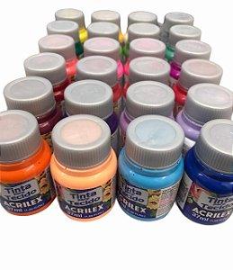 Tinta para Tecido 37 ml Acrilex
