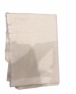 Tecido de Algodão Cru 1,00 m x 1,40 m Estilotex