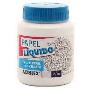 Papel Líquido Acrilex 250ml 22625