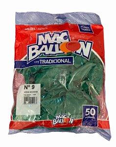 Bexiga Lisa nº 9 com 50 unidades MacBaloon