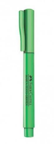 Marca Texto Verde Faber Castell