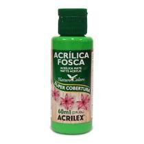 Tinta Acrílica Fosca Nature Colors 60ml Verde Folha 510 Acrilex