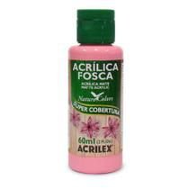 Tinta Acrílica Fosca Nature Colors 60ml Tutti Frutti 909 Acrilex