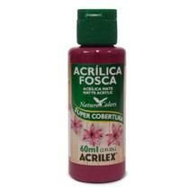 Tinta Acrílica Fosca Nature Colors 60ml Magenta 549 Acrilex