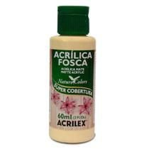 Tinta Acrílica Fosca Nature Colors 60ml Camurça 525 Acrilex