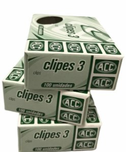 Clipes 3 24 mm ACC