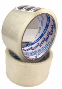 Fita Adesiva de Empacotamento 45mm x 40m Transparente Fitar - Unidade