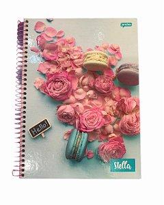 Caderno Universitário 96 folhas Capa Dura Stella - Jandaia