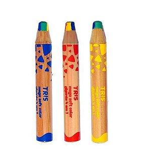 Lápis de Cor Mega Soft Color 4 em 1 - Tris - Unidade