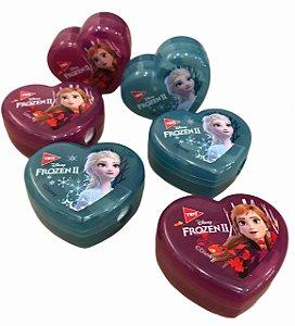 Apontador com Deposito Coração Frozen 2 Tris