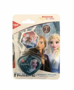 Apontador + Borracha Disney Frozen II - Tris