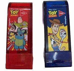 Apontador com Deposito Toy Story Tris