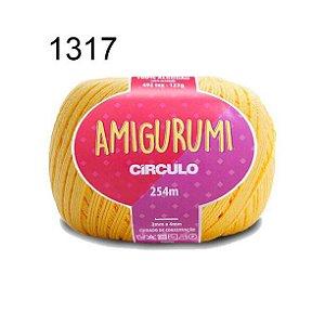 Linha Amigurumi 254m Cor 1317 Solar - Círculo