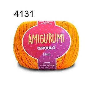 Linha Amigurumi 254m Cor 4131 Dark Cheddar - Círculo