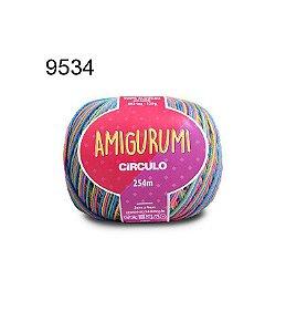 Linha Amigurumi 254m Cor 9534 Unicórnio - Círculo