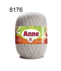 Linha Anne 500m Cor 8176 Off White - Círculo