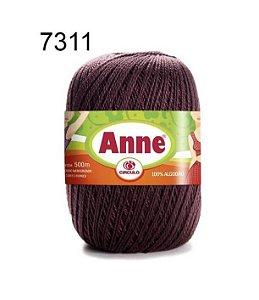 Linha Anne 500m Cor 7311 Tabaco - Círculo