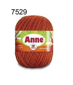 Linha Anne 500m Cor 7529 Terracota - Círculo