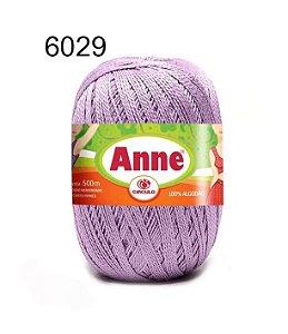 Linha Anne 500m Cor 6029 Orquídea - Círculo