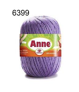 Linha Anne 500m Cor 6399 Azaleia - Círculo
