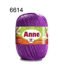 Linha Anne 500m Cor 6614 Alfazema - Círculo