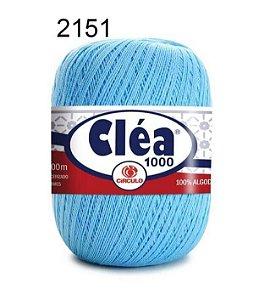Linha Cléa 1000 151g Cor 2151 Céu - Círculo