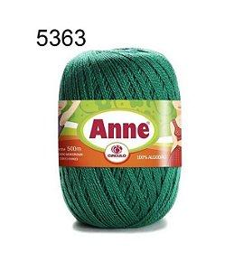 Linha Anne 500m Cor 5363 Esmeralda - Círculo