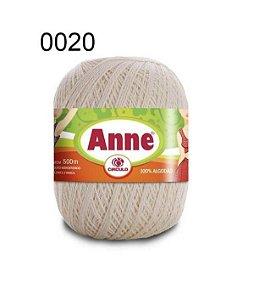 Linha Anne 500m Cor 0020 Natural - Círculo